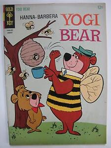 Yogi Bear #19 (Jan 1965, Gold Key / Western) [FN 6.0]