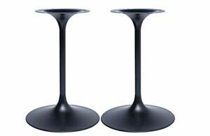 Bose 901 Tulip Stands Black Vintage