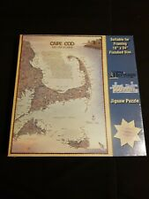 New Cape Cod & the Islands 550 piece puzzle from the water color collection