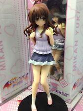 NEW Sega To Love-Ru Darkness Yuuki Mikan Premium Figure 20cm SEGA1016333
