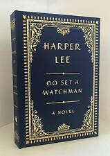 Go Set a Watchman, Collector's Edition by Harper Lee (Hardback, 2015)