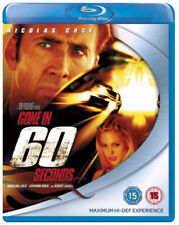 Gone In 60 Seconds BLU-RAY NEW BLU-RAY (BUY0043501)