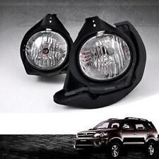 Fog Lamp Light Spot Light Lamp + Wire Set Fit For Toyota Hilux Fortuner 05-08