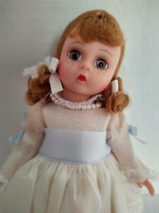 Vintage Madame Alexander Anne's Concert Dress Doll NO BOX Doll Only