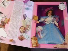 1993 Gibson Girl Barbie Great Eras Collection Blue Dress Limited Edition 3702