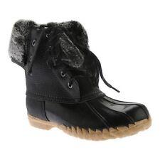 Sporto Delinda Women Boot , Black, Size 11 Med.