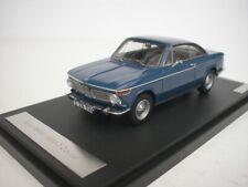 BMW 1600-2 Baur Coupe 1967 Blue 1/43 matrix MX30202-011 New