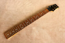 Vintage Guitar Neck for Project or Body Unfinished Luthier Parts Electric Slim