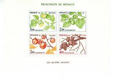Monaco bloc feuillet N° 20  neufs **