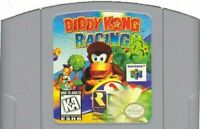 Diddy Kong Racing - Nintendo N64 Game Authentic