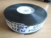 35mm TWILIGHT SAGA : NEW MOON trailer. Robert Pattinson (2009). Film cells.
