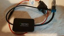 FM BOOSTER RADIO SIGNAL AMPLIFIER EONON NEVER USED NO PACKAGE EUROPEAN ADAPTER A