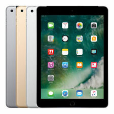 "Apple iPad 5th Generation 2017 9.7"" 32GB 128GB Wi-Fi+Cell 4G All Colours Grades"