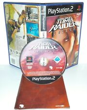 TOMB RAIDER LEGEND - Ps2 Playstation Play Station 2 Gioco Game