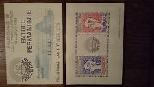 timbre france bloc et feuillets n8