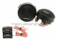 "HERTZ DT24.3 1"" 160W DIECI CAR AUDIO COMPONENT TWEETER SPEAKERS SET"