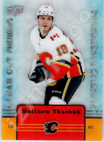 2019-20 UD TIM HORTONS CLEAR CUT PHENOMS MATTHEW TKACHUK INSERT CARD - In Stock!