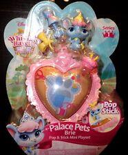 "Disney Princess Palace Pets Pop & Stick Brie Mini Playset 1"""