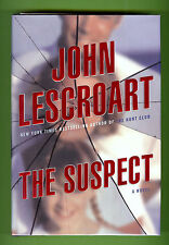 The Suspect by John Lescroart 1st edition, 1st printing, SG Full Title PG
