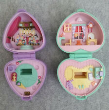 VTG 1991 BLUEBIRD POLLY POCKET PIANO RECITAL & MIDGE'S BEDTIME~~COMPACT ONLY~~