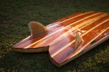 Surf Fish 5.11  . 2 Projets complets Hollow wooden Pdf á imprimer