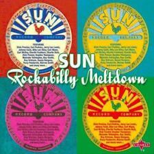 Sun Rockabilly Meltdown - Various (NEW 3 x CD)