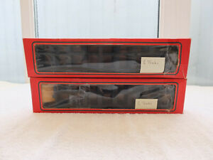 MAMOD STEAM RAILWAY COMPANY  TRACK - 12 x STRAIGHT LENGTHS IN 2 BOXES
