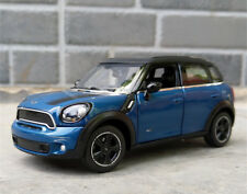 Rastar 1:24 BMW MINI Cooper S Countryman Diecast Alloy Static Sports Car Model