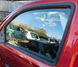 2005 06 07 08 09 10 11 12 13 14 15 Nissan Xterra Driver Front Door Glass  Solar