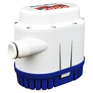 Rule Mate RM2000 2000 gph Automatic Bilge Pump