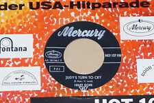 """LESLEY GORE -Judy's Turn To Cry- 7"""" 45"""