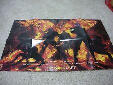 "70/'s Sci-Fi Classic Logan/'s Run Movie Silk Fabric Poster 20/""x27.5/"" Art"