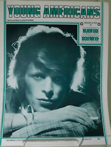 David Bowie Sheet Music - Young Americans