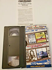 Video Yesteryear Documentary VHS 1999 Pennsylvania Association of Railroads
