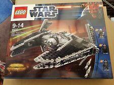Lego 9500 Star Wars Sith Fury-class Interceptor Brand New