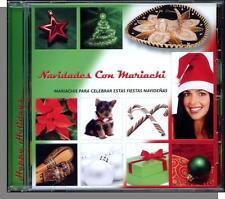 Navidades Con Mariachi: Mariachis Para Celebrar Estas Fiestas Navidenas! New CD!