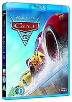 Cars 3 [Blu-ray] [2017] [Region Free] [DVD][Region 2]