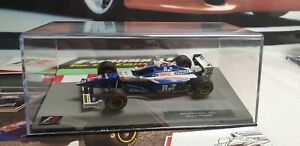 PANINI  F1 COLLECTION - WILLIAMS FW19 - J VILLENEUVE - 1/43 scale model car #26