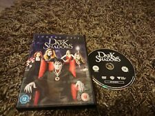 Dark Shadows (DVD, 2012) Johnny Depp