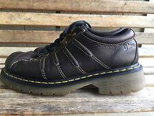 Dr. Martens Oxford Shoes Size EU 41 Men's US 8 M  Brown Leather Lace-Up