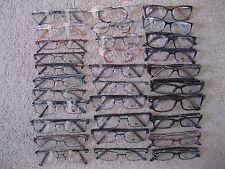 Variety of NEW Eyeglasses LOT of (31) - Eyeware & Frames - With DEMO Lenses