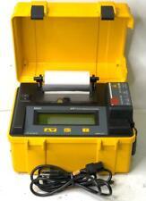Megger Biddle Avo 246005 Bite Battery Impedence Test Equipment