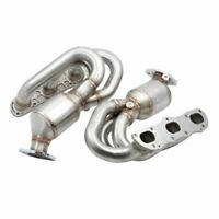 Porsche Boxster Cayman 981 2012-2016 Equal Length Performance Headers Sports Cat