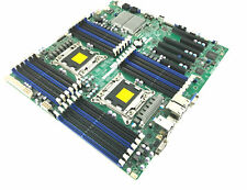 X9DRI-LN4F+ Supermicro Rev 1.20 Dual Intel Xeon LGA2011 Server System Board