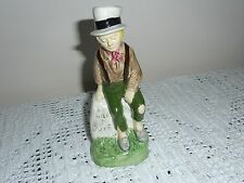 ' David Copperfield' Charles Dickens Toby Jug - Wood & Sons - Franklin Mint
