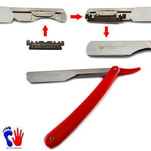 Barber Straight Edge Cut Throat Folding Knife Wet Shaving Razor Beard Hair Knife