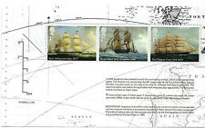 British Stamps - Sg 3519a pane from Prestige Booklet Dy8