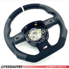 Tausch Tuning Alcantara S-LINE Lenkrad AUDI A4 A5 A6 8E0 8K0 4F0 8T