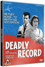 Jane Hylton, John Paul-Deadly Record DVD NEW