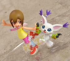Digimon Gatomon Yagami Hikari Tailmon Digital Adventure New Figure Toy Xmas Gift